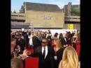 Сэм Хьюэн и Катрина Балф - красная ковровая дорожка церемонии BAFTA TV