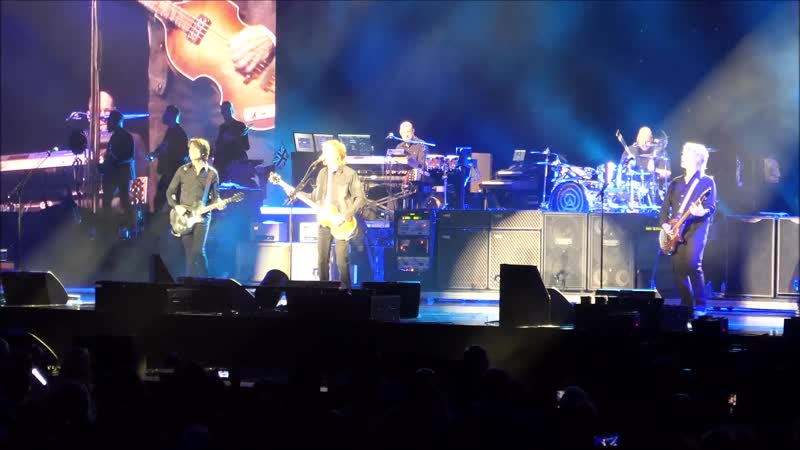 Paul McCartney - Come On to Me (12_⁄12_⁄18 Liverpool)