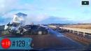 🚗 Новая подборка аварий, ДТП, происшествий на дороге, январь 2019 129