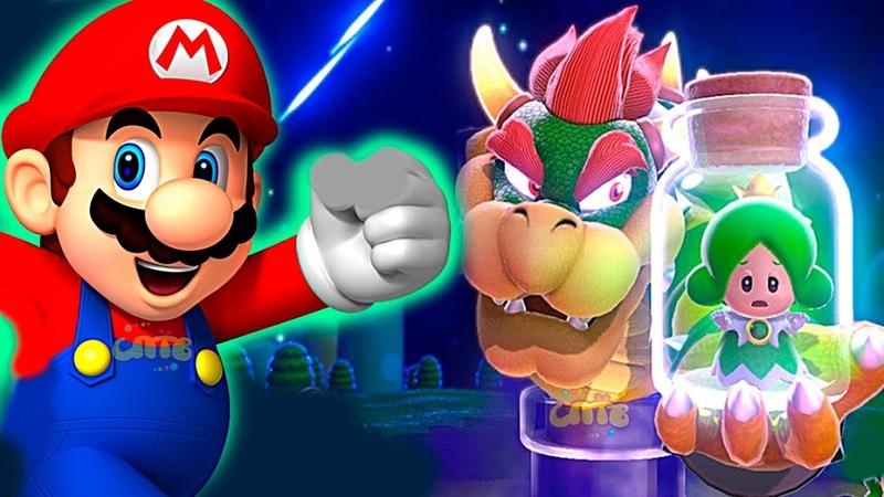 СУПЕР МАРИО ЕНОТИК 13 мультик игра для детей! Детский летсплей на СПТВ Super Mario World Boss