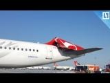 Два самолета столкнулись в Турции