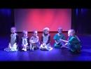 Приключение Калле Блюмквиста по рассказу Приключения сыщиков, группа BLUE