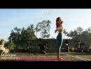 Приветствие Солнцу Сурья Намаскар - Йога для начинающих с Катериной Буйда