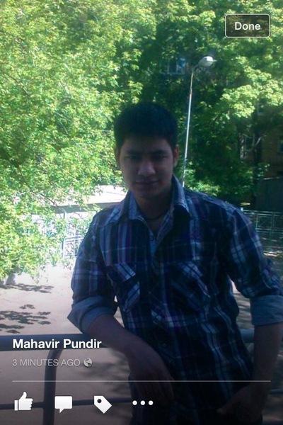 Mahveer Pundair, 4 июня , Санкт-Петербург, id199927043