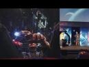 Репортаж Kion Anda Suelto! о специальном показе фильма «Мстители: Война бесконечности» в Лондоне, Великобритания   8-9.04.18