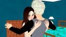 Rachel Hugs Jack but Anna Kiss Kristoff High School Ep 06 Queen Princess
