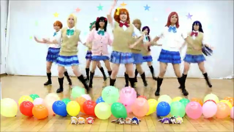 Sm30093443 - 【ラブライブ!】Start:Dash!【踊ってみた!】 Ne*ju