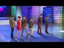 СОЮЗ - Приветствие и Музыкалка HD КВН-2013. Четвёртая 1/8 финала