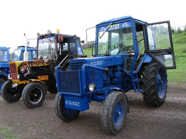 Трактор бу мтз 82 в нижегородской обл