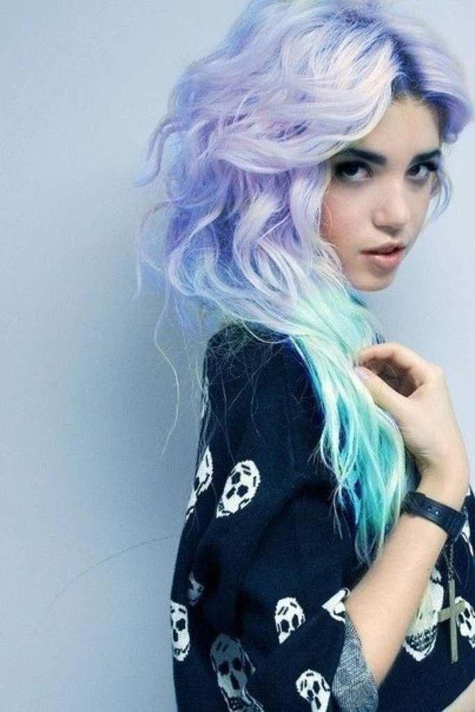 Колорирование волос 2012
