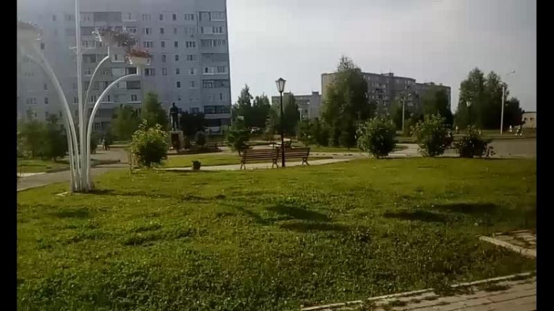 Парк имени Киселева. долгожданное лето)