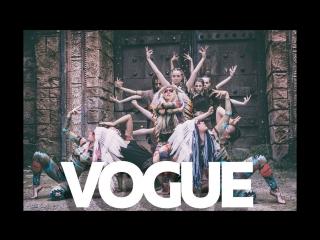 MANABA - VOGUE Choreography by Victoria Dimitrova Goldy - VS DANCE