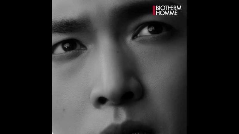 180621 EXO Lay Yixing @ Biotherm Homme