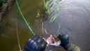 Бешенная ловля щуки на реке Уть