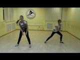 Видео-урок (I-семестр: декабрь 2017г.) - филиал Центральный, группа 8-16 лет, Уличный танец
