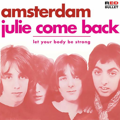 Amsterdam альбом Julie Come Back