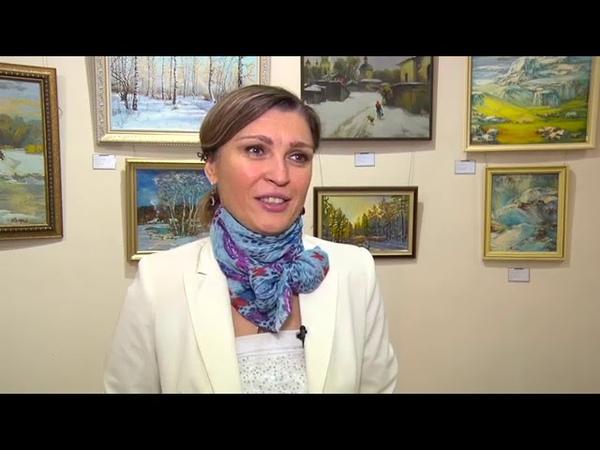ARTкоктейль. ДИВА-квартет на открытии выставки Зима разбудит вдохновенье