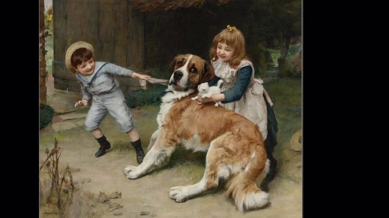 Rotsen Jim - Handus Paintings of Arthur John Elsley