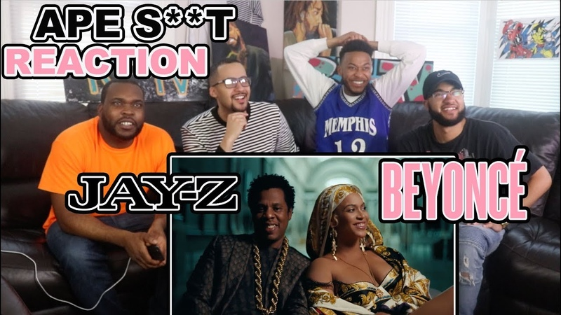 BEYONCE JAY Z (THE CARTERS) - APESHIT OFFICIAL VIDEO REACTION/REVIEW