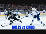 Dave Mishkin calls Lightning highlights from dominant win over Kings