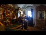 Хор братии Валаамского монастыря - Первый антифон