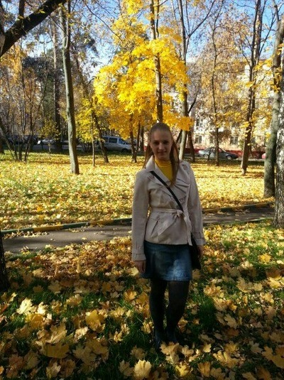 Viktoriya Osychenko, 24 октября , Москва, id21600131