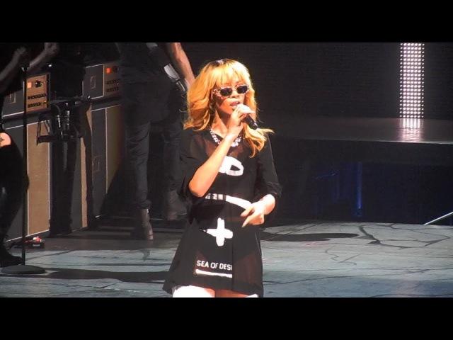 Rihanna - You Da One/Man Down, Manchester.