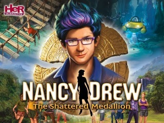 Nancy Drew. The Shattered Medallion