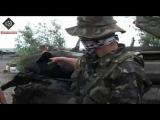 Славянск 13 июня / Поврежденная военная техника Украинских силовиков АТО под Славянском / 13.06.2014