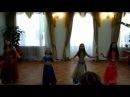 Студия восточных танцев Ферюза - восточный танец - дети - 01.06.14