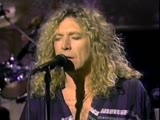Robert Plant David Letterman 1993 (29 Palms)