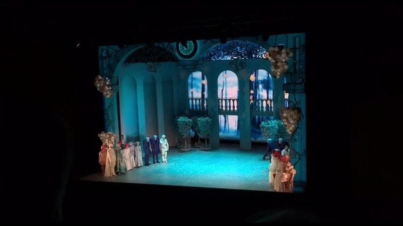 Поклоны Золушка Театр мюзикла