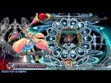 Slice of Gaming - BlazBlue: Continuum Shift II (PSP) Platinum Arcade Run (Full)