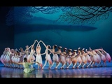 The Crested Ibises--Chinese dance drama