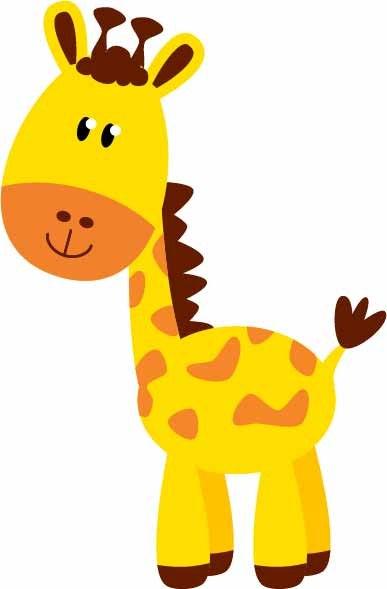Картинки с жирафиками