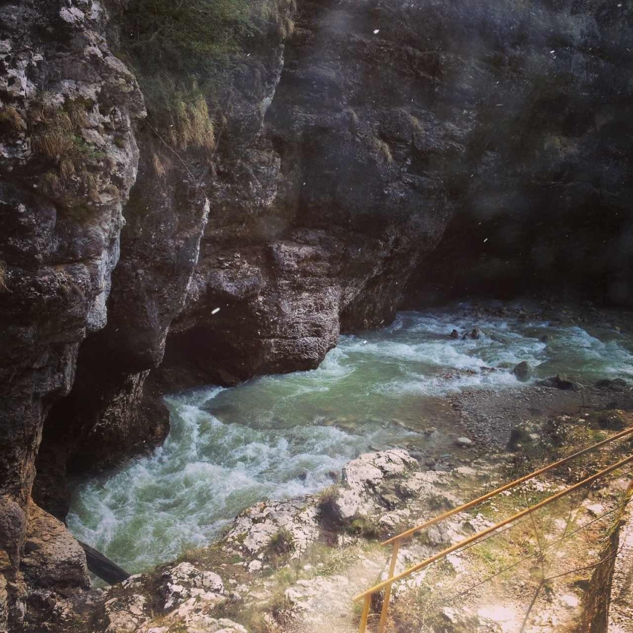 Гуамка река Курджипс