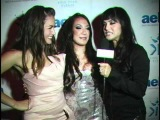 Amy Brooke and Allie Haze on the Red Carpet