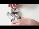 Видео инструкция настройки редуктора давления мембранного с манометром ¼ ТМ PROFACTOR