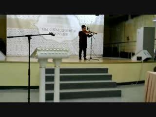 Выступление Давида Гукасян