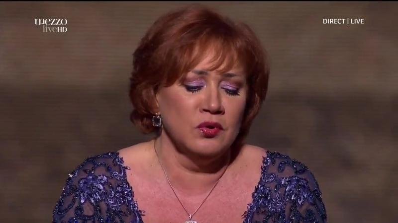 Ольга Бородина - Mon coeur souvre a ta voix - Saint Saens - Olga Borodina