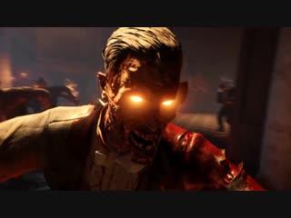 Интро зомби-дополнения dead of the night для call of duty: black ops 4.
