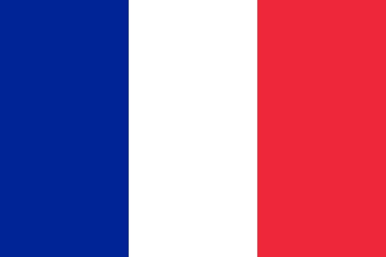 Флаг Реюньон