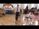 Е Болотов А Рыбаков Сейкен Кубок IJKA г Калуги 18 11 2018 IJKA karate competition Kaluga Russia
