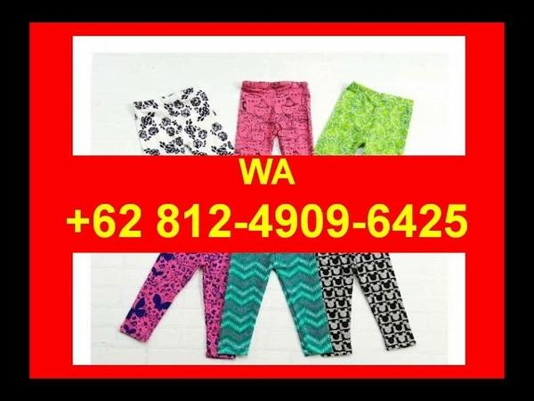 TERMURAH!!, TELP/WA SEKARANG JUGA 62 812-4909-6425, Celana Legging Anak Perempuan