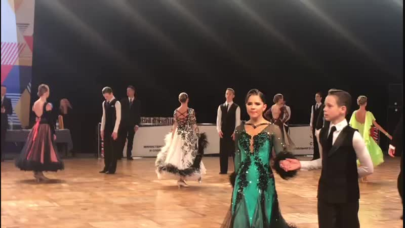 Михаил Гаврилов и Валерия Павлова. Рейтинг СТСМО_12.01.2019