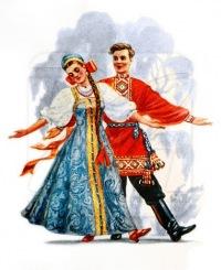 Русский народный танец теория и