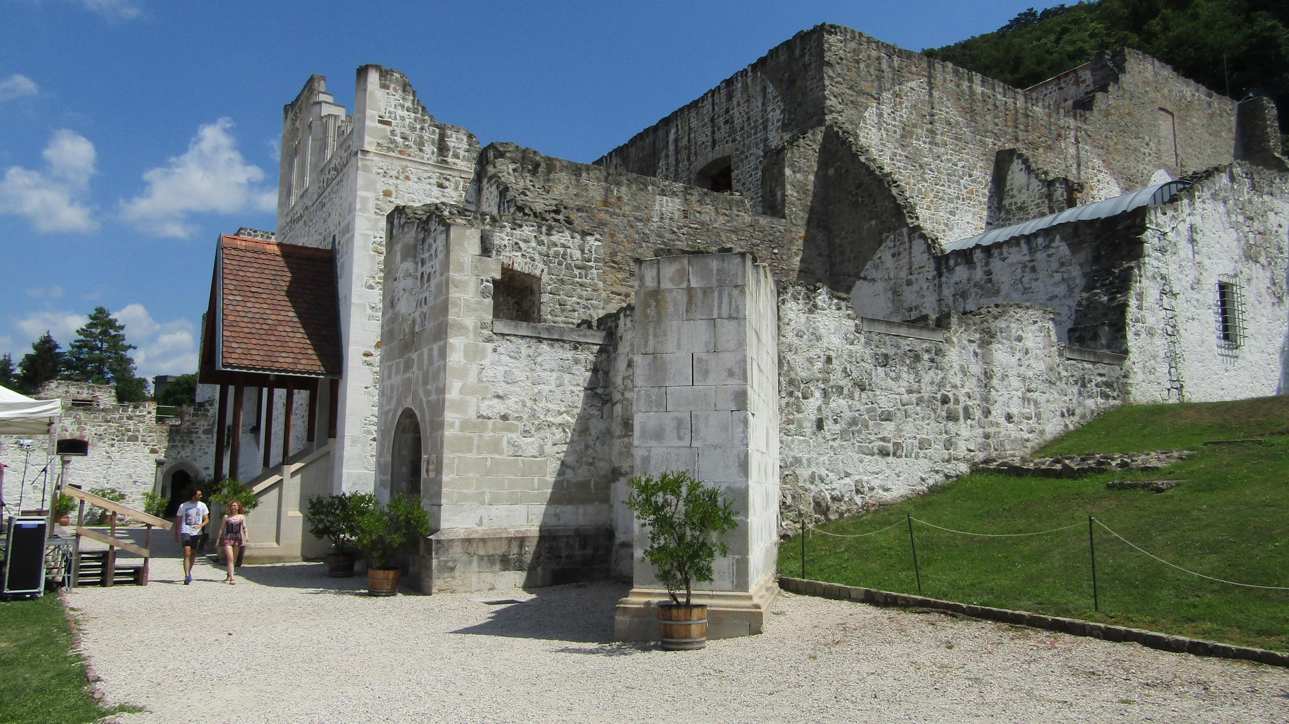 Вишеград. Где жили короли средневековой Венгрии