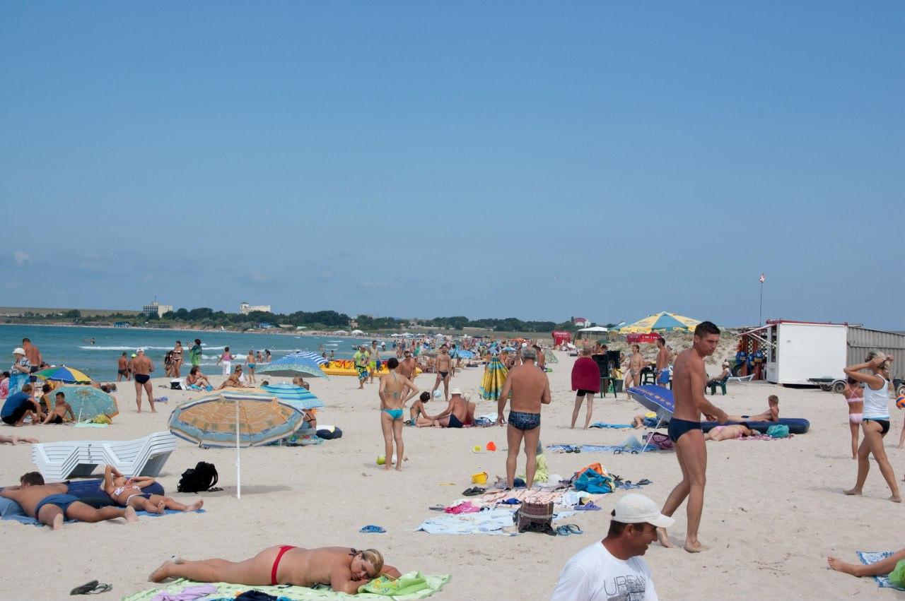 Пляжи Геленджика 2018: городские, дикие, платные. Фото пляжей 32