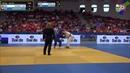 Karimli A AZE Baraniewski I POL 1:0 -100kg Junior European Championship Sofia 2018 Bronze