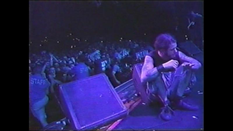 Pantera - 1996 - Blossom Hill Music Center, Cuyahoga Falls, Ohio